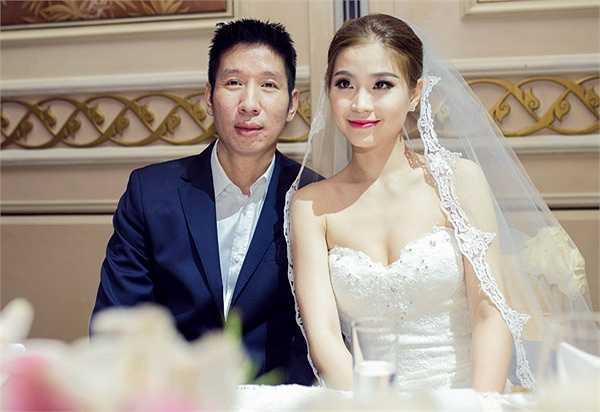 Diễm Trang và Xuân Du đã bao trọn một lầu của khách sạn để thuận tiện cho việc đón tiếp gần 200 khách mời của hai vợ chồng.