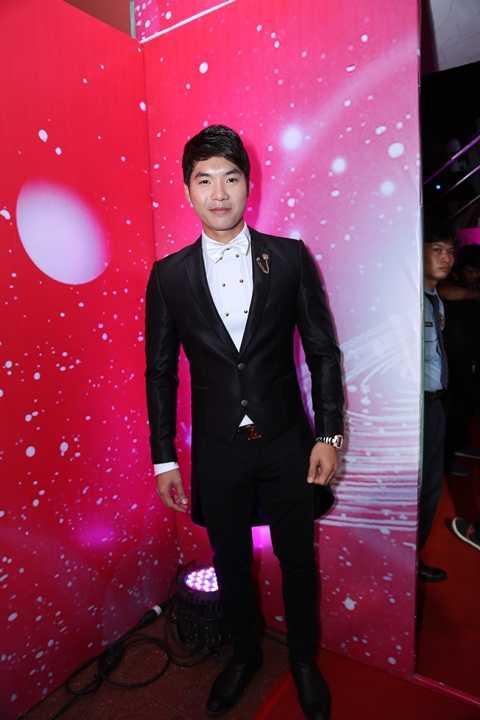 Siêu mẫu Trương Nam Thành