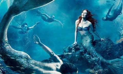 Nhiều người cho rằng Nàng tiên cá chỉ là một nhân vật do trí tưởng tượng phong phú của con người thêu dệt