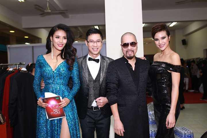 Tại Siêu mẫu Việt Nam 2015, Đức Hùng cũng là giám khảo duy nhất đến từ Hà Nội. Anh nhận được sự tín nhiệm từ đơn vị tổ chức cho vị trí giám khảo ở vòng loại phía Bắc, phía Nam cũng như giám khảo chung kết Siêu mẫu Việt Nam 2015.