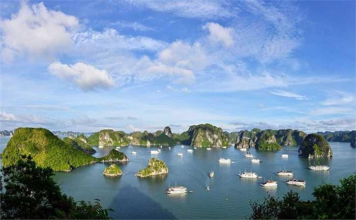 Mặc dù được nghỉ lễ 3 ngày, song các công ty lữ hành vẫn mở các tour ngắn trong ngày để hướng tới các nhiều nhóm khách hàng khác nhau. Trong đó, du lịch khát vọng Việt mở tour Hạ Long (lịch trình 1 ngày) với mức giá khuyến mãi 650.000 đồng/người.