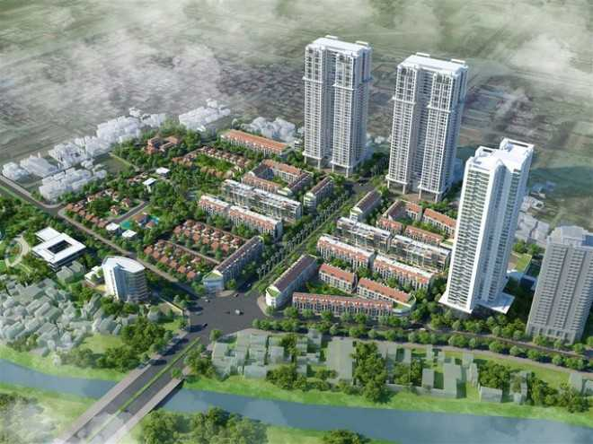 Tập đoàn Vingroup đang được kỳ vọng tiếp tục khẳng định tên tuổi của mình bằng những dự án được đầu tư kĩ lưỡng trong tương lai gần tại các khu vực khác trong thành phố.