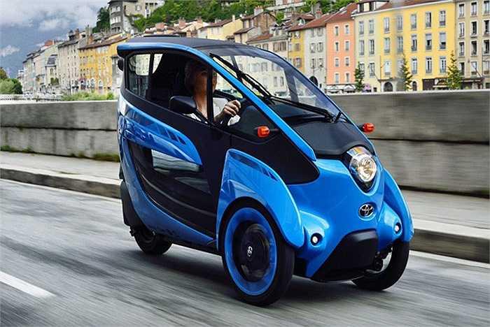 Toyota đang tiến hành dự án với những chiếc i-Road ở thành phố Toyota Nhật Bản, cùng với Grenoble tại Pháp. Theo đó, dự án này sẽ được tiếp tục thử nghiệm trên nhiều thành phố khác trong tương lai.