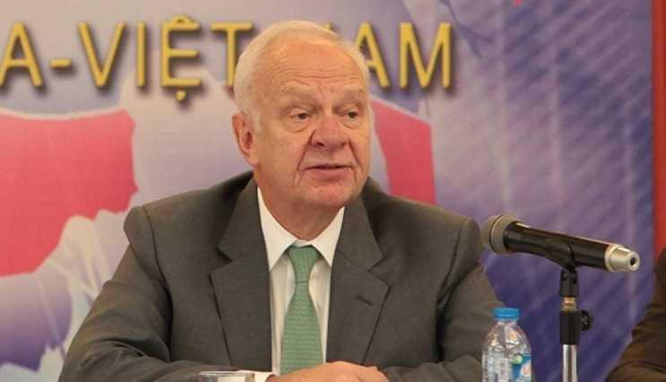 Đại sứ Nga tại Việt Nam Konstantin Vnukov