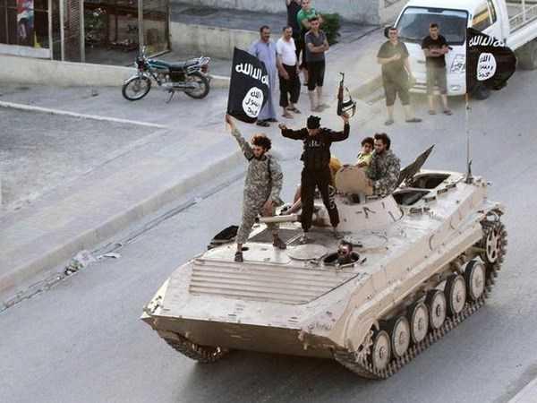 Lực lượng phiến quân IS