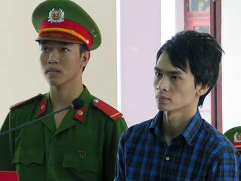Trần Văn Điểm – kẻ đi 4 tỉnh giết 4 người vừa bị đưa ra xét xử ở Bà Rịa – Vũng Tàu