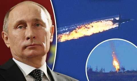 Thổ Nhĩ Kỳ tuyên bố tiêm kích F-16 của nước này đã bắn rơi máy bay Su-24 của Nga vì vi phạm không phận, trong khi Moscow khẳng định chiến đấu cơ bay ở không phận Syria. Vụ việc khiến quan hệ giữa hai nước trở nên căng thẳng nhất trong lịch sử