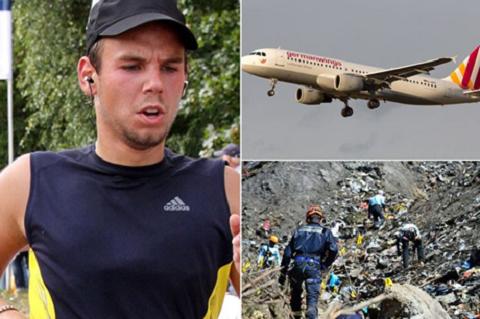 Chiếc máy bay Airbus A320 của hãng hàng không Germanwings, thuộc công ty hàng không Lufthansa của Đức, rơi xuống dãy Alps, Pháp khiến toàn bộ 150 người trên khoang thiệt mạng. Nguyên nhân điều tra cho thấy cơ phó Andreas Lubitz tự tử