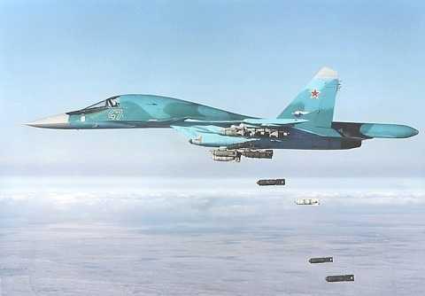 Ngày 30/9, Không quân Nga bắt đầu chiến dịch không kích tiêu diệt tổ chức Nhà nước Hồi giáo tự xưng IS tại Syria theo đề nghị của chính quyền Tổng thống Syria Bashar al-Assad