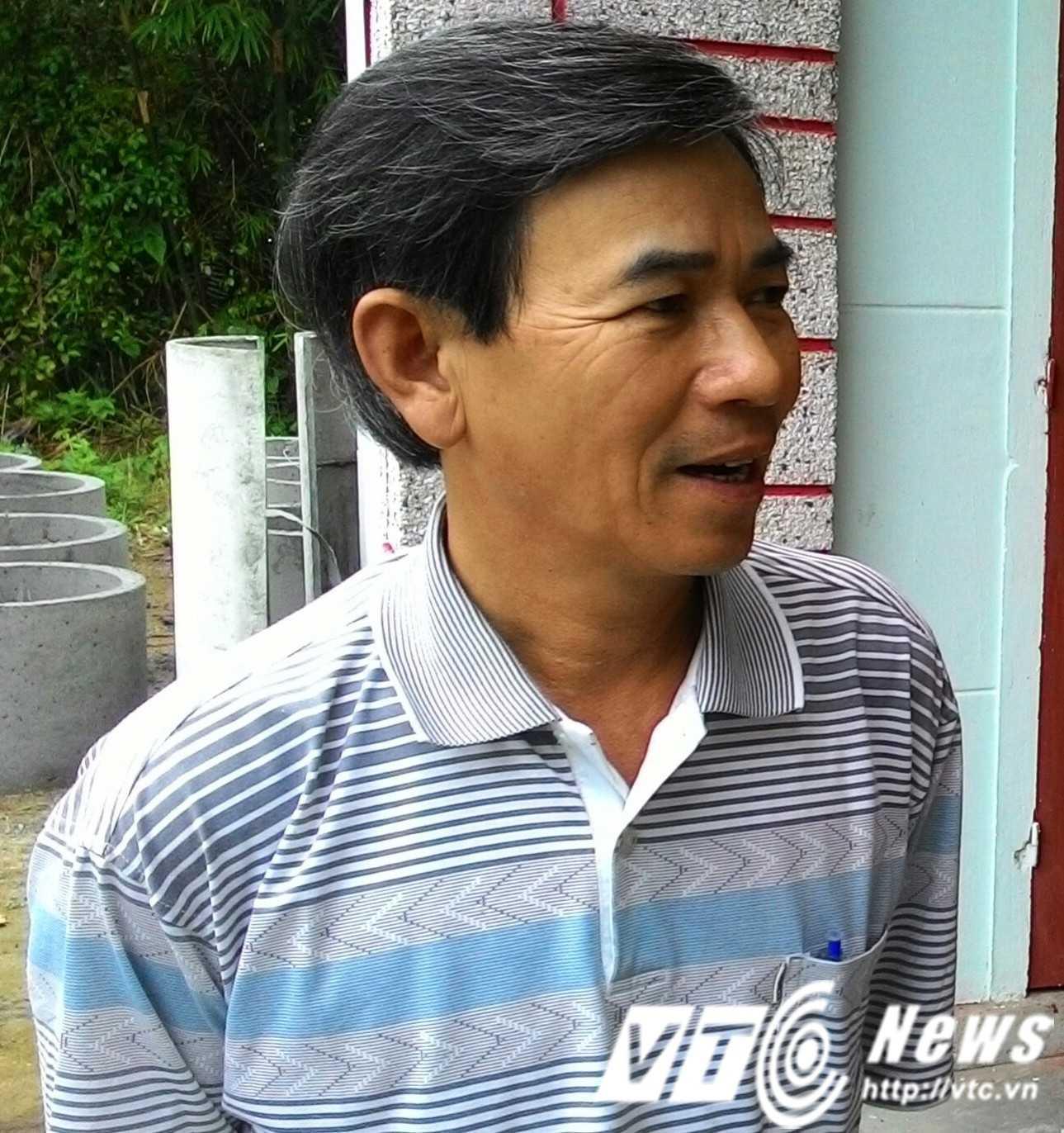 Ông Lê Ngọc Thành, trưởng thôn Thanh Hương Tây, hàng xóm của nữ giám đốc Yên cho hay gia đình Yên thuộc diện khó khăn tại địa phương.
