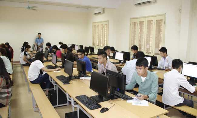 Kỳ thi đánh giá năng lực của ĐH Quốc gia Hà Nội lần đầu được tổ chức