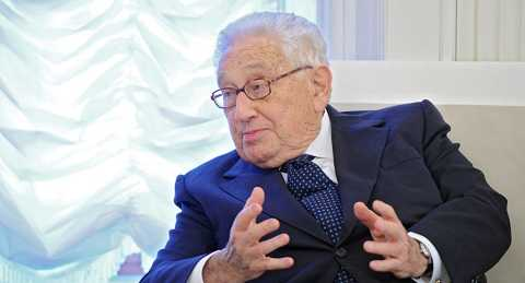 Cựu Ngoại trưởng Mỹ Henry Kissinger