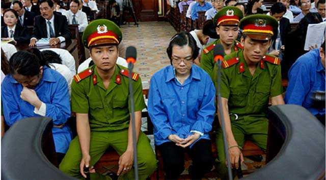 Cơ quan thi hành án dân sự vừa phát hiện thêm một bất động sản giá trị lớn đứng tên Huỳnh Thị Huyền Như nên đã có biện pháp ngăn chặn dịch chuyển (Ảnh: Công Quang).