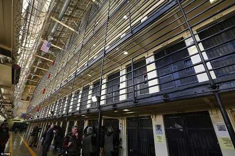 Nhà tù giam giữ 725 phạm nhân bị kết án tử hình ở California