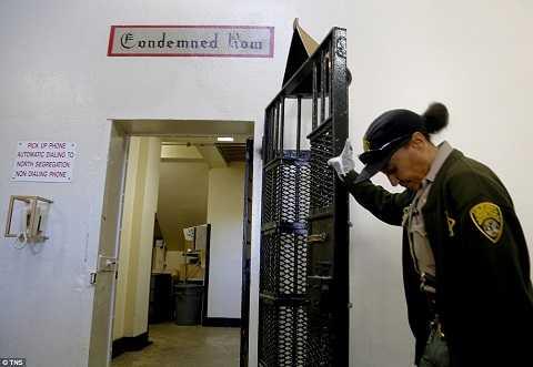 Nhà tù này đã tạm dừng thi hành án tử hình từ năm 2006