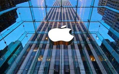 """Lần gần đây nhất cổ phiếu Apple giảm giá trong cả năm là vào năm 2008. Năm đó, giá cổ phiếu này """"bốc hơi"""" 56,91%."""