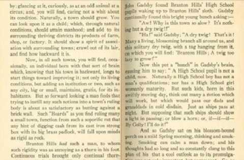 Cuốn tiểu thuyết hơn 50.000 không có nổi một chữ cái e