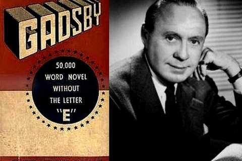 Vincent Ernest Wright, tác giả của cuốn tiểu thuyết đặc biệt này