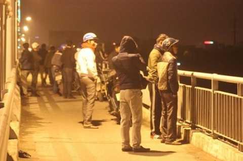 Khu vực cầu Bến Thủy nơi nạn nhân tự vẫn - Ảnh: NT
