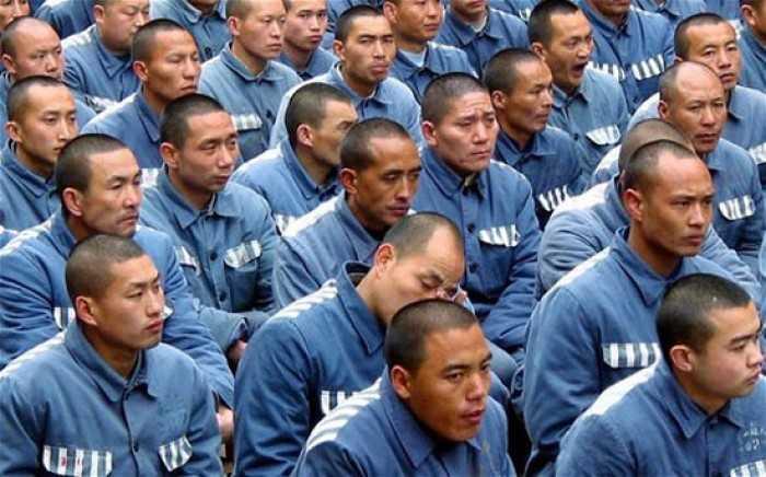 Tù nhân Trung Quốc
