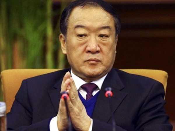 Ông Tô Vinh, Phó Chủ tịch của Hội nghị Hiệp thương Chính trị Nhân dân Trung Quốc, bị truy tố với tội danh tham nhũng