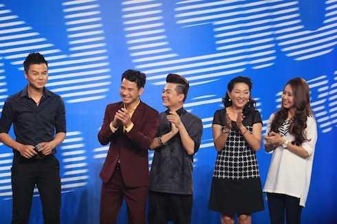 ca sỹ Vũ Hà, diễn viên Phương Dung, Tường Vi và nghệ sỹ cải lương Võ Minh Lâm.