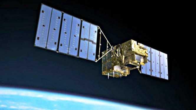 Ấn Độ sẽ theo dõi tình hình Biển Đông qua vệ tinh - Ảnh minh họa: Bloomberg