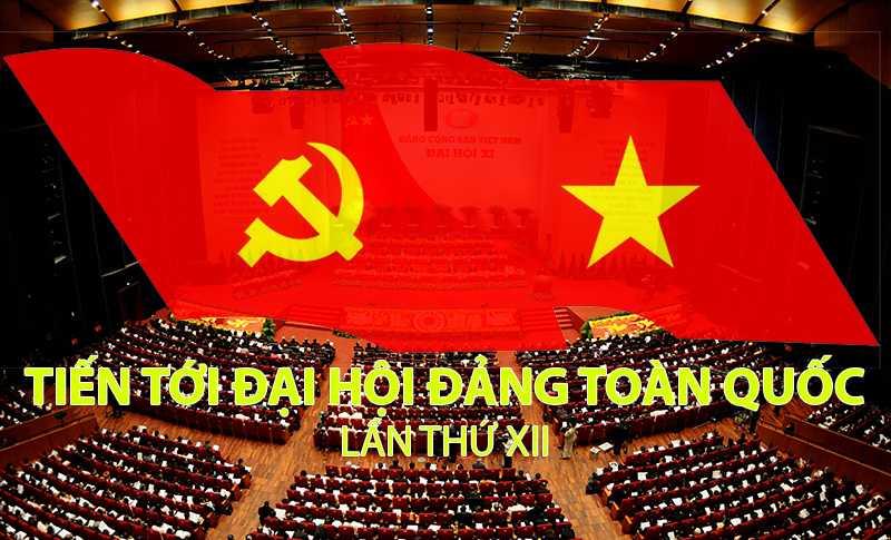 Đại hội Đảng XII sẽ chính thức diễn ra từ 20-28/1/2016