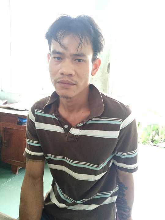 Nguyễn Văn Vũ tại cơ quan công an