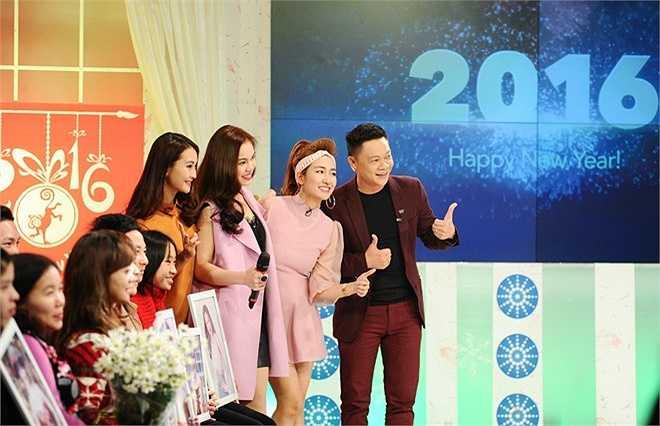 Trong chương trình, Trang Moon gặp lại Giang Hồng Ngọc - thí sinh cuộc thi The Remix mùa trước.
