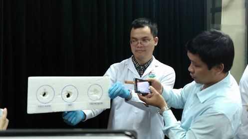Thực nghiệm omega 3 có xuất xứ rõ ràng tại Cục ATTP chiều 7/1.