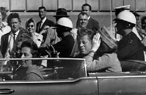 CIA bị nghi đứng đằng sau vụ ám sát Kennedy