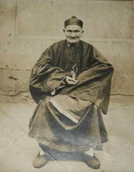 Cụ Li Ching-Yun, người Trung Quốc