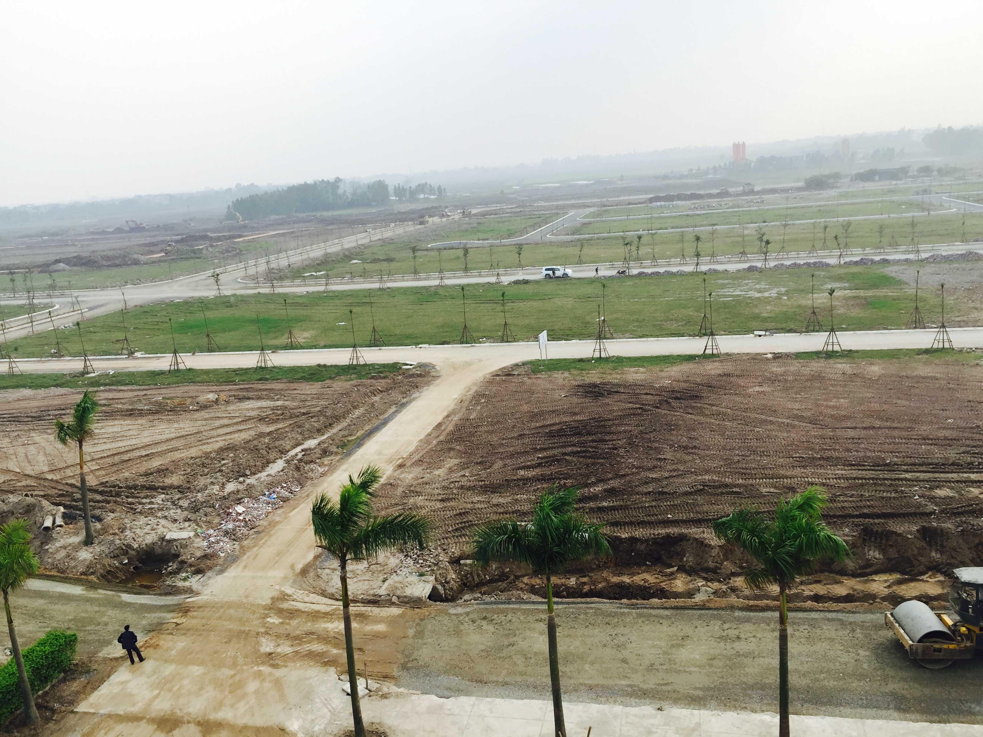Người mua nhà tại dự án đô thị Thanh Hà sẽ được tự xây dựng