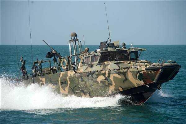 Tàu tuần tra của Hải quân Mỹ