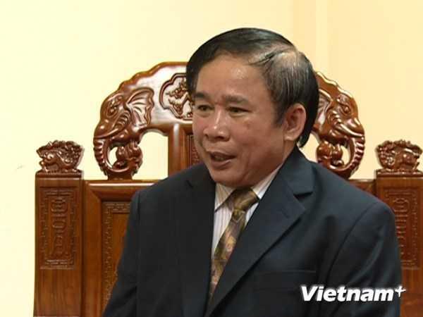 Thứ trưởng Bùi Văn Ga