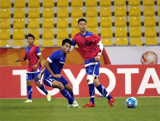 U23 Việt Nam đã sẵn sàng cho trận đấu đầu tiên tại giải.