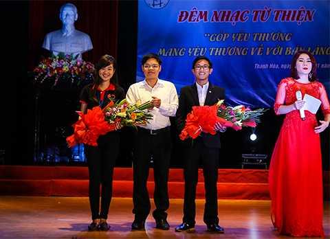 Sinh viên, Đà Nẵng, đêm nhạc từ thiện, Thanh Hóa, hỗ trợ người nghèo, ăn Tết