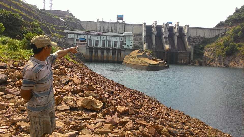 Sở Công Thương tỉnh Thừa Thiên - Huế kết luận thủy điện Hương Điền không rò rỉ nước.