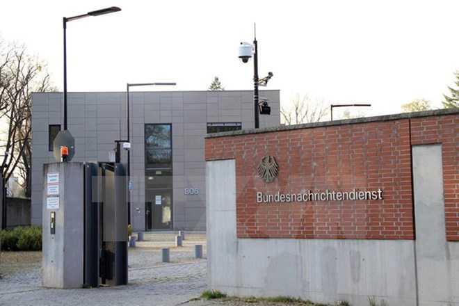 Trụ sở Cục Tình báo Liên bang Đức ở Berlin