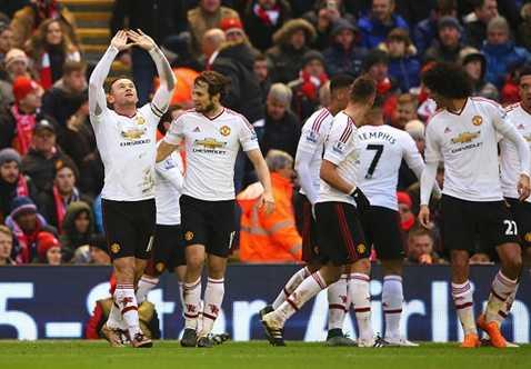 Rooney ghi bàn duy nhất giúp MU có 3 điểm