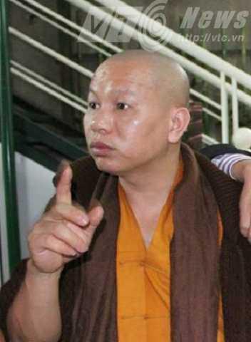 Sư giả Đỗ Văn Cường nổi danh với khả năng chém gió bậc thầy