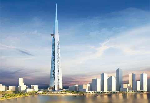 Dự án nhà chọc trời đạt kỷ lục thế giới