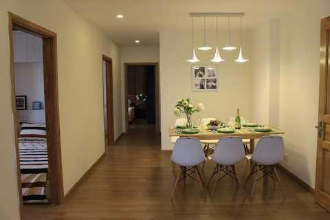 Căn hộ dành cho gia đình đa thế hệ phải rộng thoáng để bày trí nội thất đẹp mắt, ánh sáng tự nhiên ngập tràn, tiện ích và hạ tầng đồng bộ...