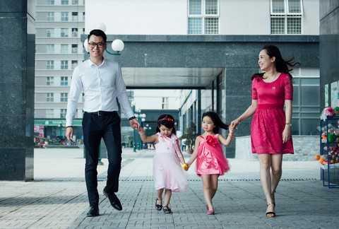 Parkview Residence sở hữu các yếu tố lý tưởng cho cuộc sống của những hộ gia đình đa thế hệ.