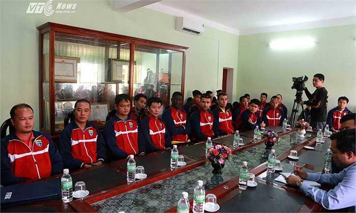 Trước đây HLV Lê Thụy Hải từng hai lần dẫn dắt đội bóng Thanh Hóa nên ông rất hiểu cầu thủ, môi trường nơi đây. Tuy nhiên, do binh lực của giai đoạn 2002, 2011 yếu nên Thanh Hóa thời ông Lê Thụy Hải không quá đặc biệt.