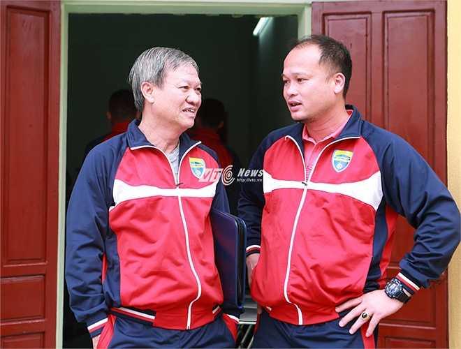 FLC Thanh Hóa mùa tới quy tụ dàn sao hàng đầu V-League. Do đó, cần một người lái trưởng đủ sức khắc chế những cá tính mạnh mẽ, để hướng đến mục tiêu là vô địch V-League 2016