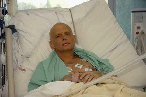 Alexander Litvinenko từng nhiều lần lên tiếng chỉ trích điện Kremli