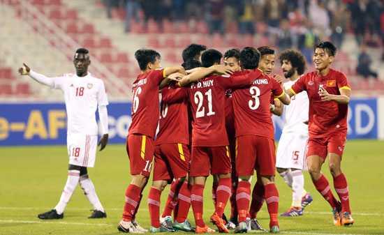 U23 VN để rơi chiến thắng