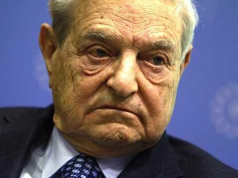 Tỷ phú Mỹ George Soros